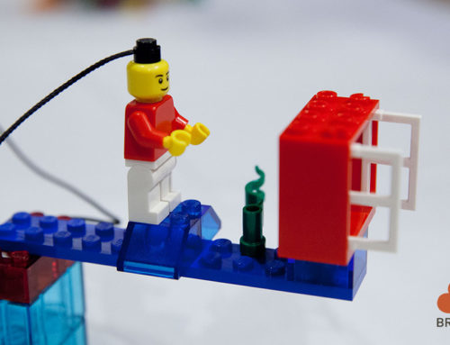 What to Expect During Lego® Serious Play® Training