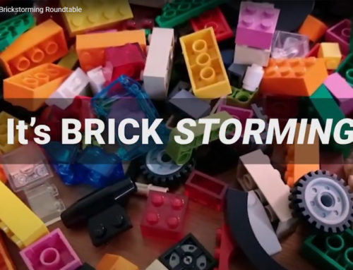 Brickstorming VLOG: Working from home Roundtable